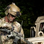 Team Wendy, Protective Helmets. military, rifle