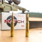 Hornady 300 PRC Cartridge, Rifle Cartridge, range