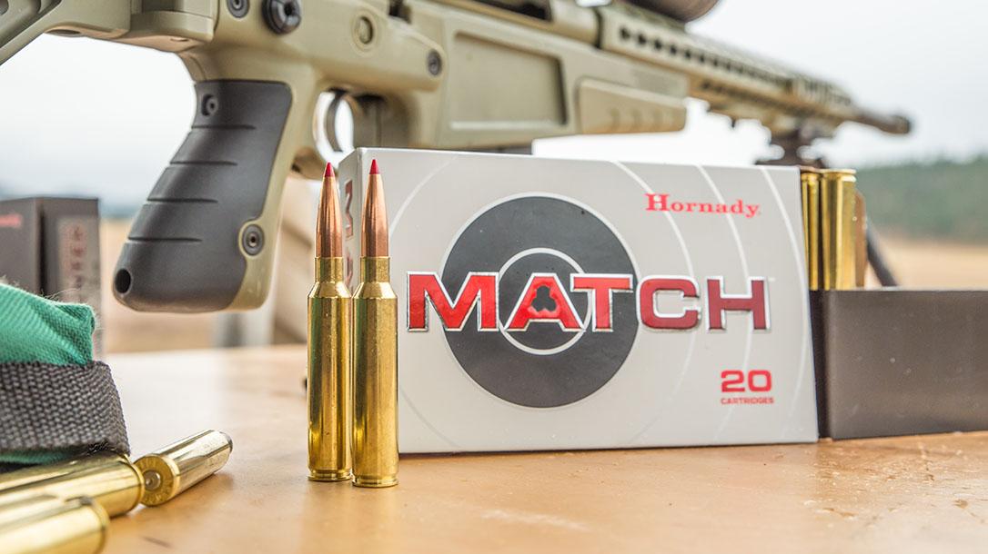 Hornady 300 PRC Cartridge, Rifle Cartridge, ammo