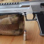 Magnum Research 429 Desert Eagle Cartridge, pistol cartridge, 44 Magnum, round