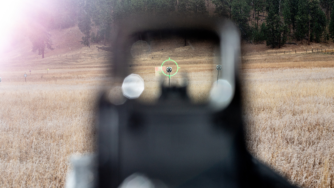 EOTech EXPS2 Green Holographic Weapon Sight, view