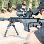 Barrett MRAD 308 Rifle, Barrett Rifles, aiming