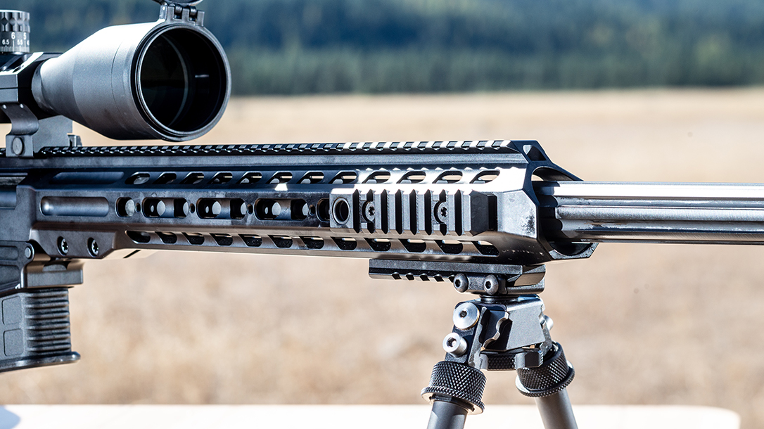 Barrett MRAD 308 Rifle, Barrett Rifles, rail