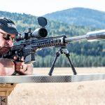 Barrett MRAD 308 Rifle, Barrett Rifles, range