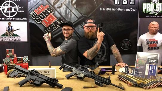 Black Diamond Guns and Gear, We Like Shooting Podcast