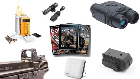 Shooting Gadgets, Outdoor Gadgets, holiday gift guide 2018