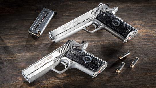 Coonan 357 Magnum Pistols, Coonan Compact, Coonan Classic