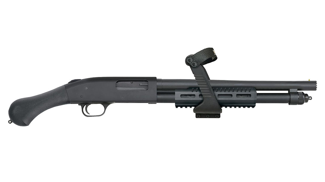 Mossberg 590 Shock 'N' Saw Non-NFA Pump-Action Firearm, Mossberg Shockwave