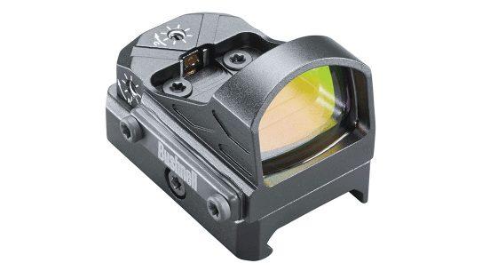 Bushnell Advance Red Dot Reflex Sight review, optic