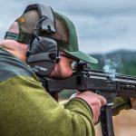 Honeywell Impact Sport Bolt Digital Earmuffs, gunfire