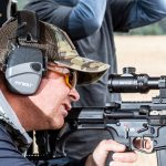 Honeywell Impact Sport Bolt Digital Earmuffs, rifle