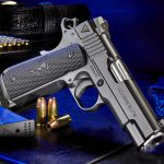 Wilson Combat Vickers Elite Commander 1911 pistol review, right