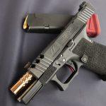 ZEV Z19 Spartan Pistol review, glock, slide