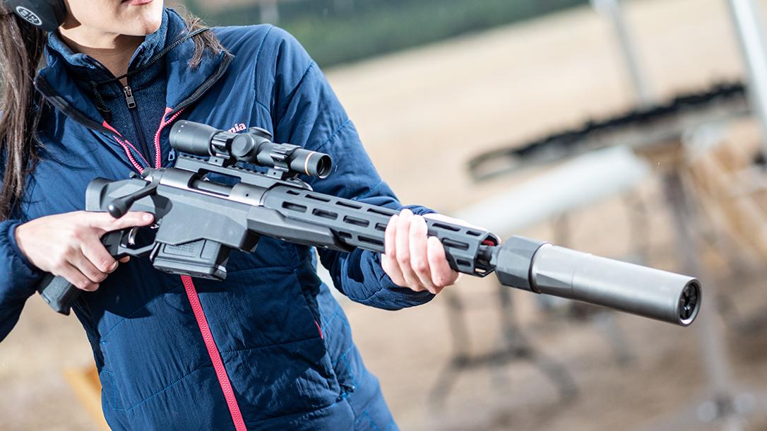 Remington 700CP, Remington 700 Chassis Pistol, Firearm Innovation