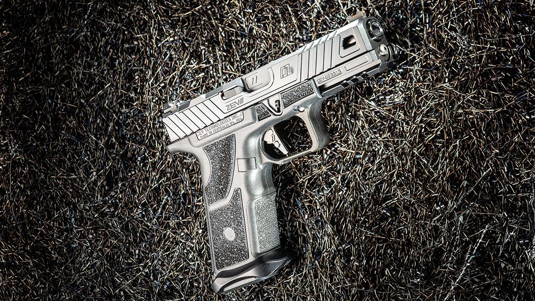 ZEV OZ9 Pistol, ZEV Technologies OZ9, pistol review, lead