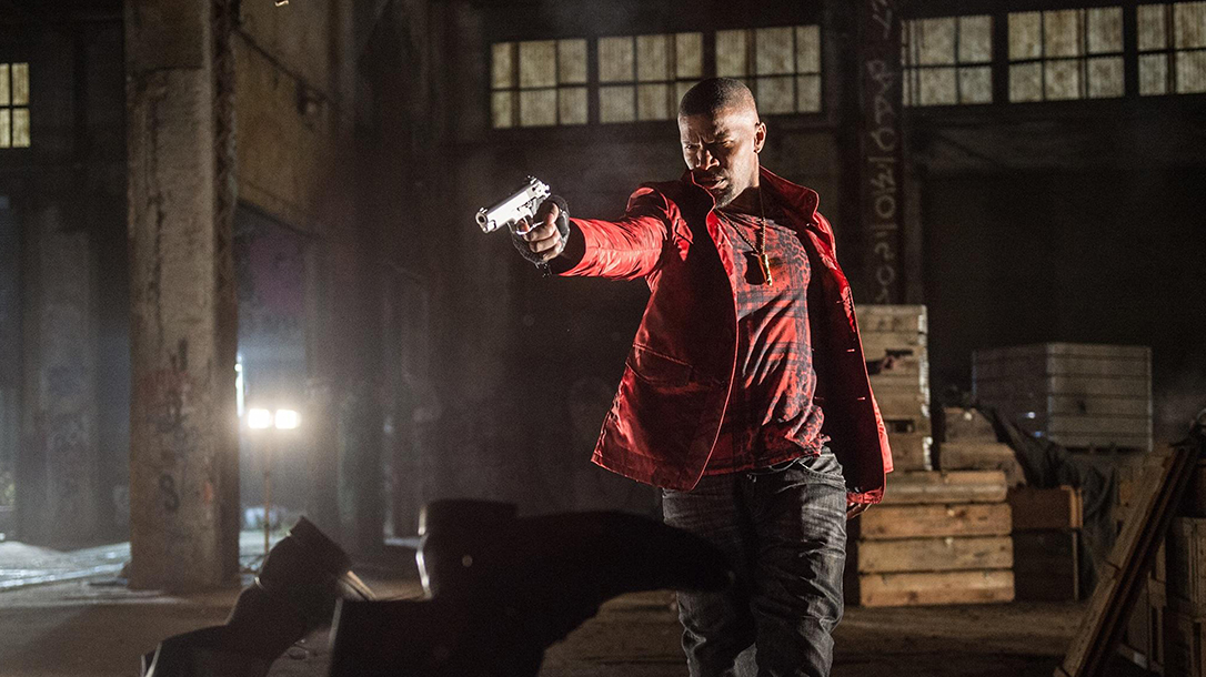 Hollywood Guns, Guns in Movies, Baby Driver