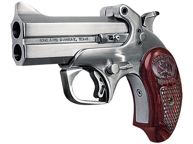 Best Backcountry Pocket Pistols Bond Arms Snake Slayer pistol