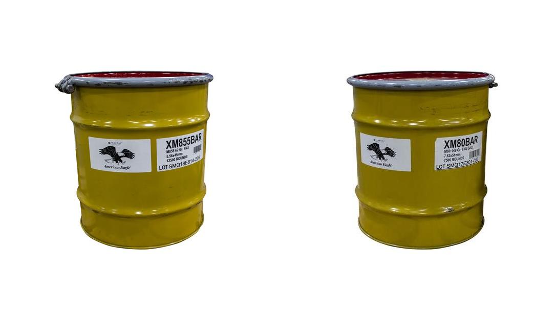 Brownells Bulk Ammo Barrels