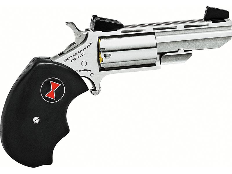 Best Backcountry handguns NAA Black Widow pistol