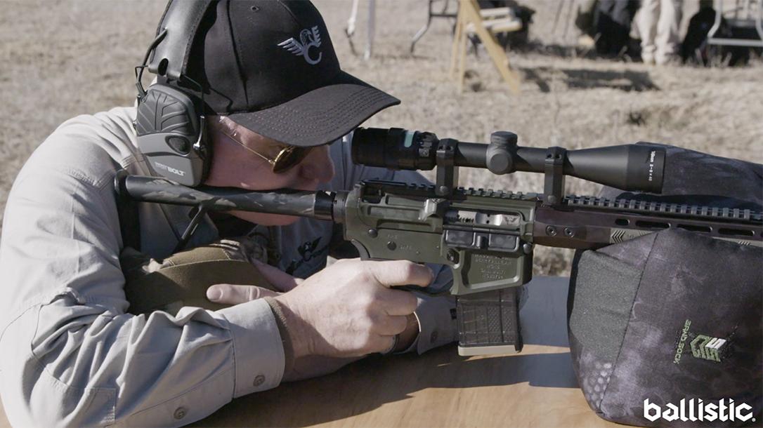 Bill Wilson Ranch Rifle .300 HAM'R, gun test