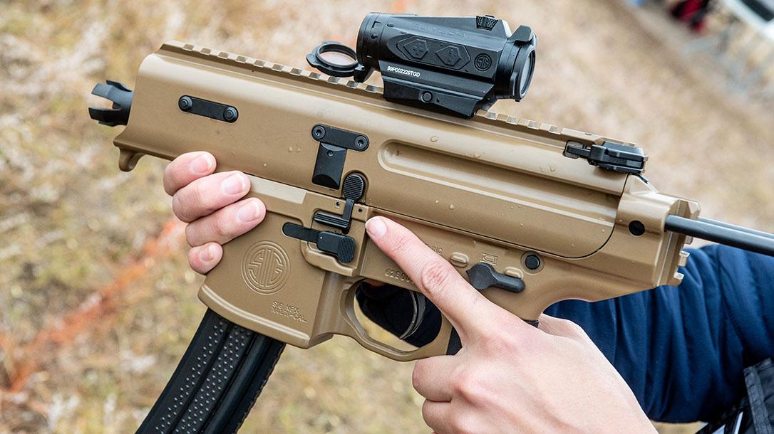 Sauer MPX controls, range, rendezvous