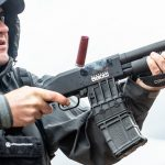 Mossberg 590M Shotgun, 10-Round Magazine