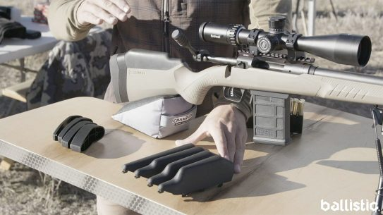 Savage 110 Tactical Rifle, AccuFit System