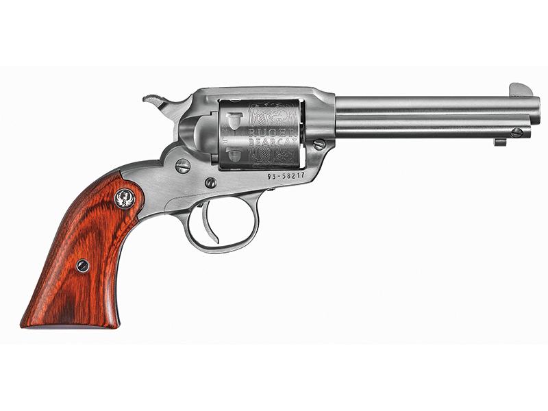 Best Backcountry Pocket Pistols Ruger New Bearcat pistol