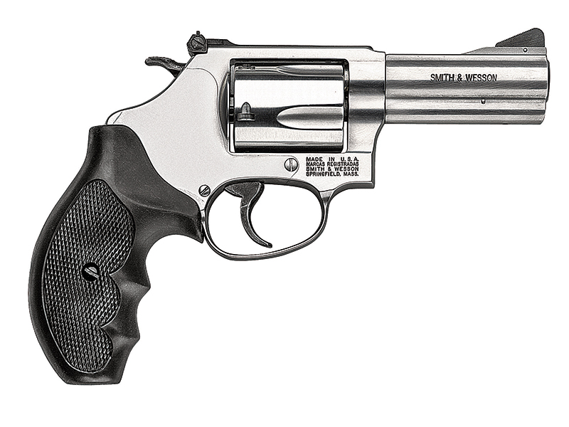 Backcountry Pocket Pistols Smith & Wesson Model 60 pistol