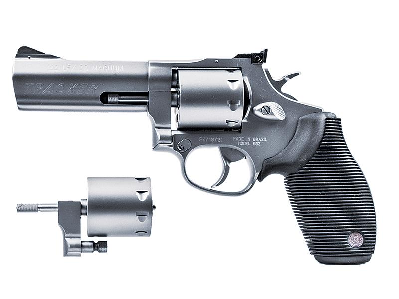 Best Backcountry handguns Taurus Model 992 Tracker pistol