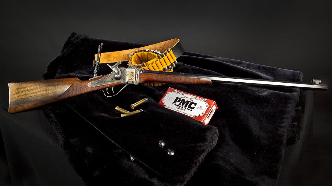 Shiloh Sharps Rifle 1874 Quigley, Lauren Young, Christmas