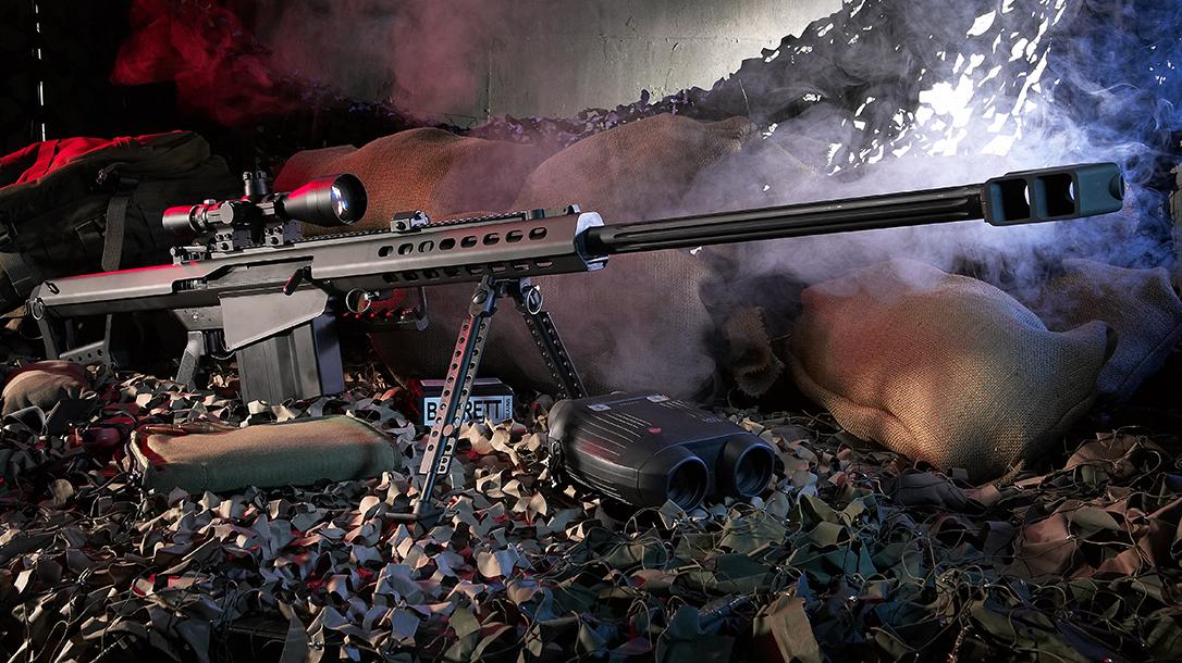 Barrett M82A1, Lauren Young, Christmas Wish List