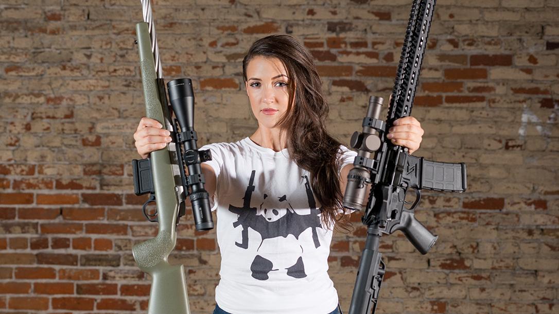 Lauren Young guns, Christmas Wish List