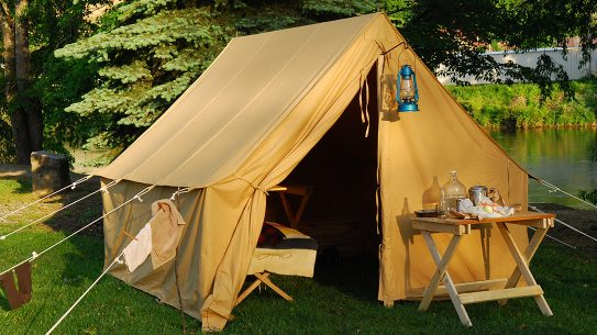 Canvas Tent, Kodiak Canvas Tent, Canvas Tent with a stove