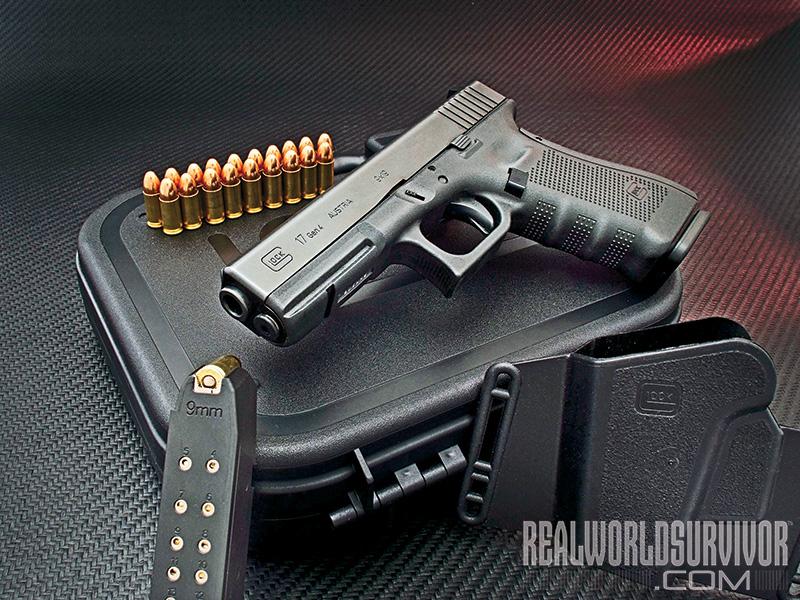 31 Vehicle Bug-Out Bag Pistol