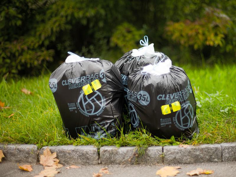 VBOB, Trash Bags