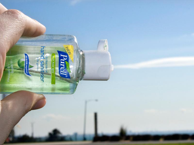 VBOB, Hand Sanitizer