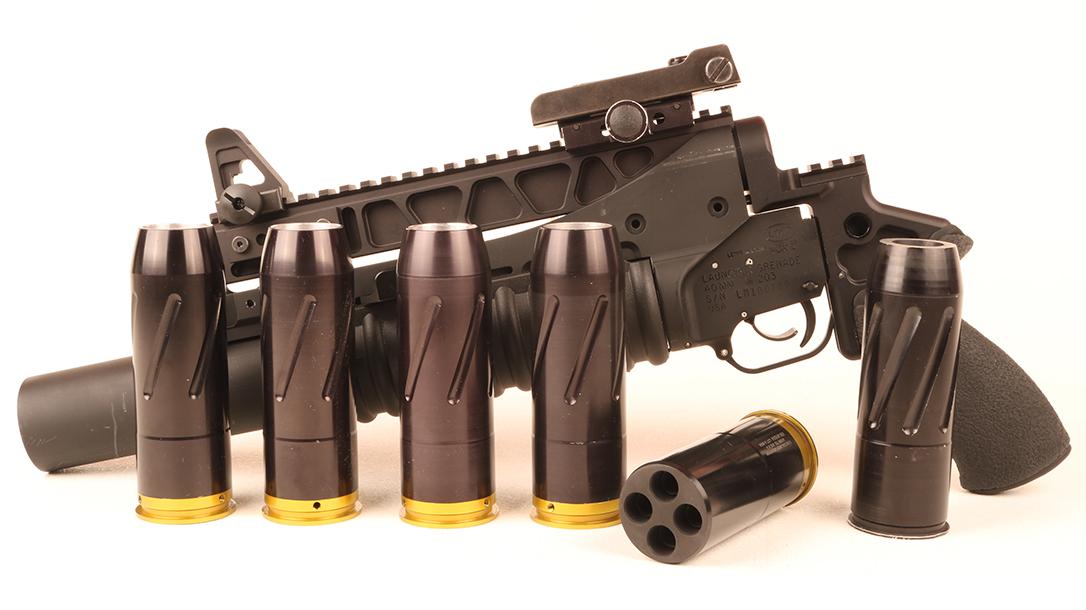 M203 Grenade Launcher ammunition