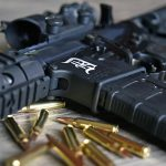 Motor City Gun Works Detroit Edition AR-15, ammo