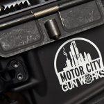 Motor City Gun Works Detroit Edition AR-15, logo