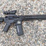 Motor City Gun Works Detroit Edition AR-15, right