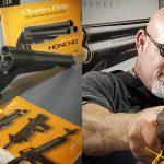 Charles Daly Honcho Triple Barrel 12-Gauge Shotgun barrels