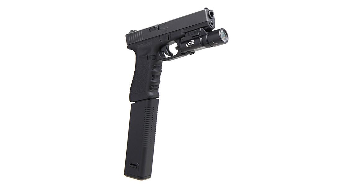KRISS MagEx2, Glock 17, Glock 20