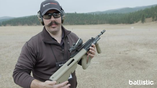 Steyr AUG A3 M1 Review, Steyr AUG A3 M1 test