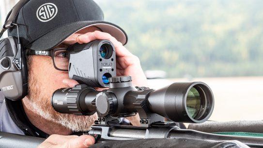 SIG BDX, Sig Sauer BDX, Rangefinder Riflescope system