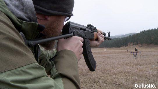 Century Arms WASR 10 Underfolder Romanian AK range