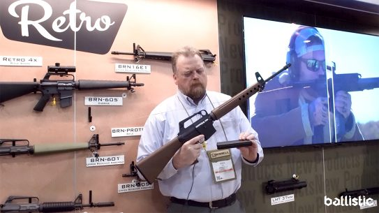 Brownells BRN-PROTO AR-15 Prototype, Eugene Story, First AR-15