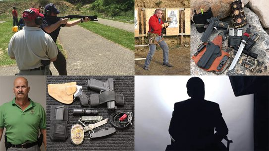 Personal Protection Specialists carry