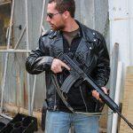 Guns of the Terminator, The Terminator guns, Armalite AR-18