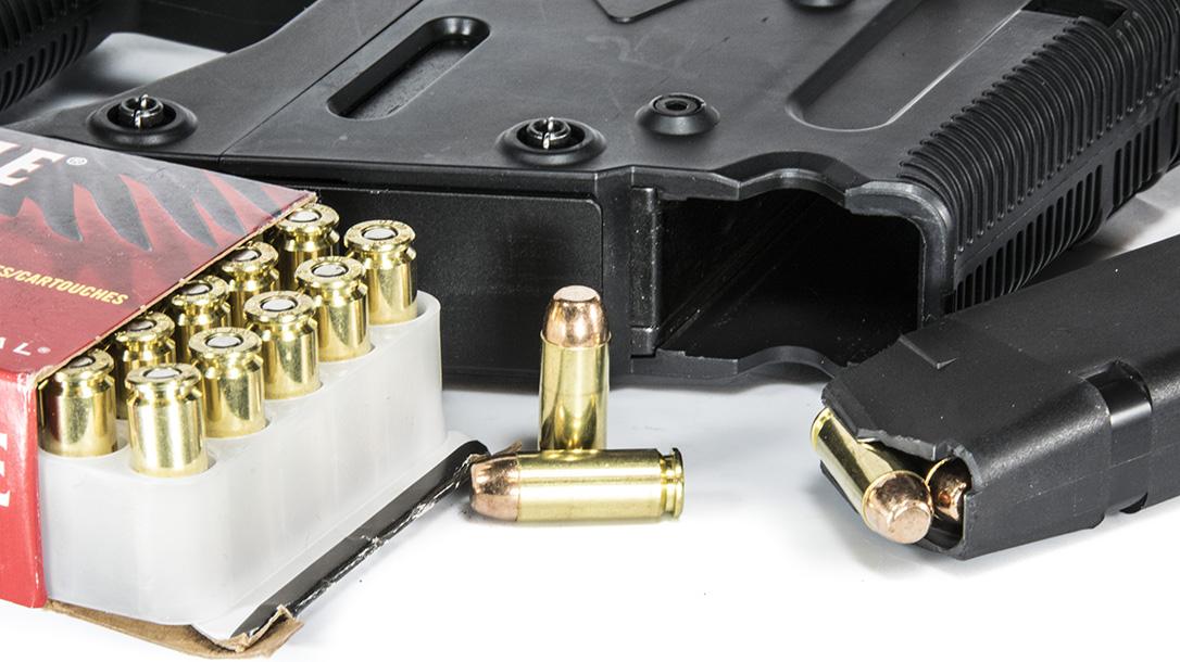 Kriss Vector Gen 2 SDP, 10mm, ammo